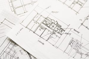 Kitchen Blueprint Details